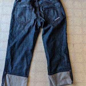Hudson Jeans Capris used